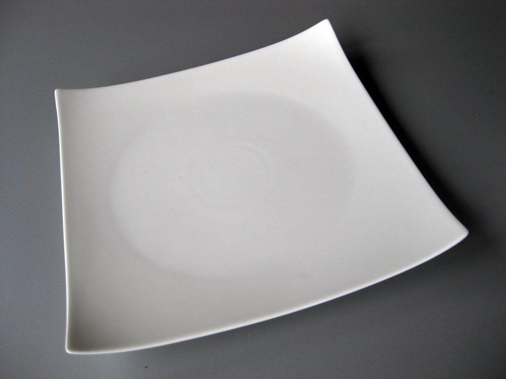 Flat Platter Square